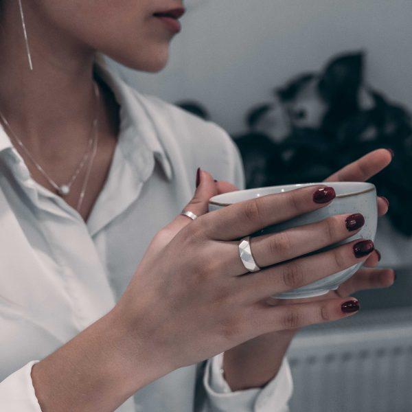 Кольцо Грани купить