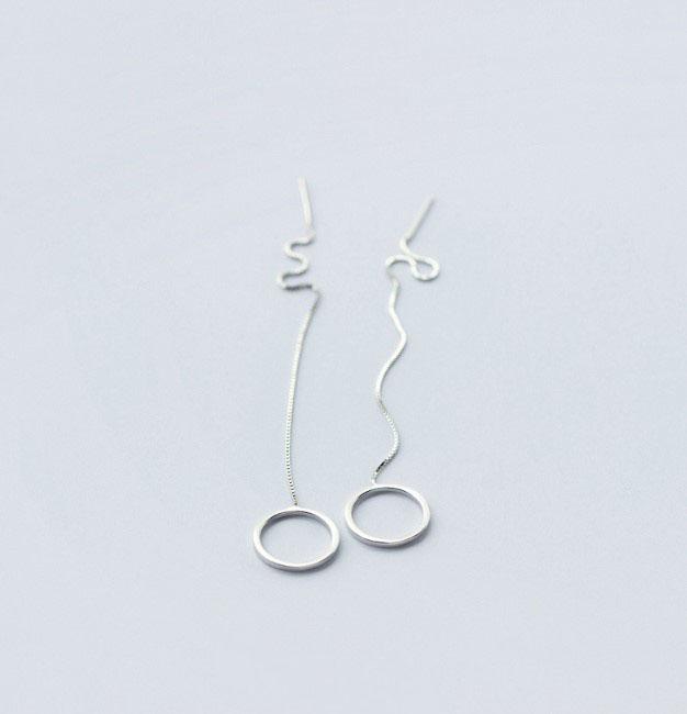 8c68ca56221e Серьги Вечерние из серебра - купить в Киеве и Украине | интернет магазин  Minimal Silver