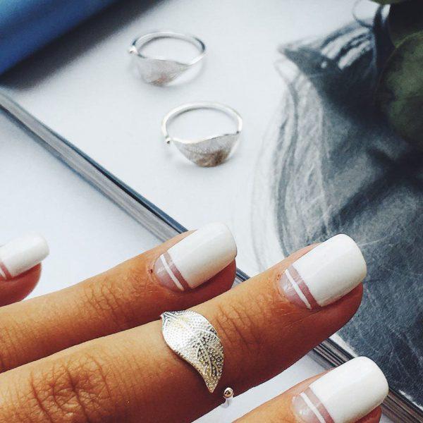 Кольца - Кольцо Нежное сияние