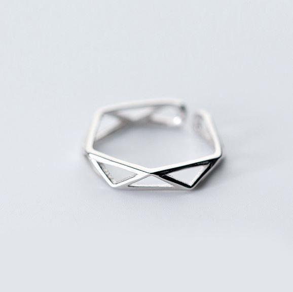 серебрянные Кольцо Превосходство фото 4