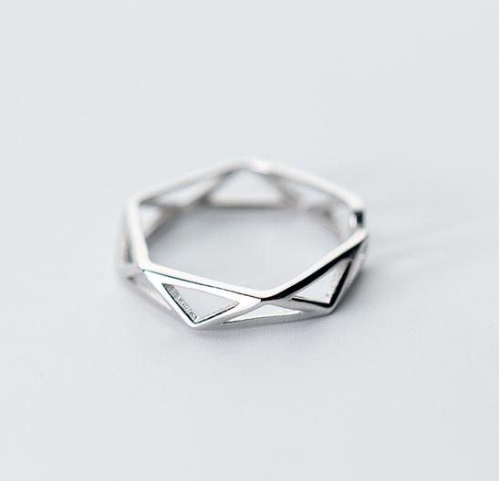 серебрянные Кольцо Превосходство фото 3