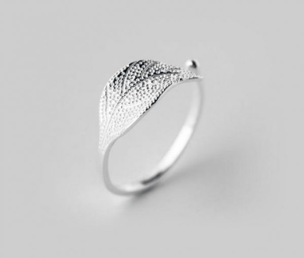 серебрянные Кольцо Нежное сияние фото 9