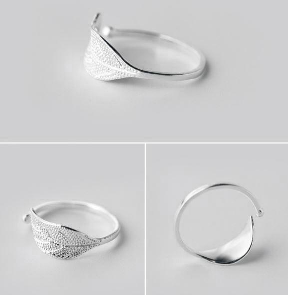 серебрянные Кольцо Нежное сияние фото 7