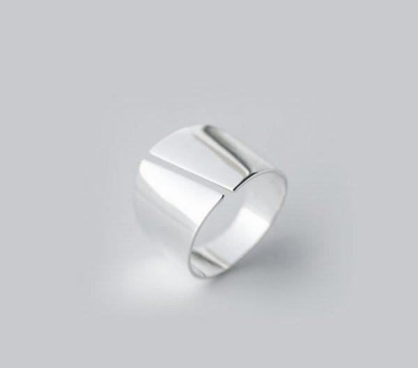 серебрянные Кольцо Сияние фото 2