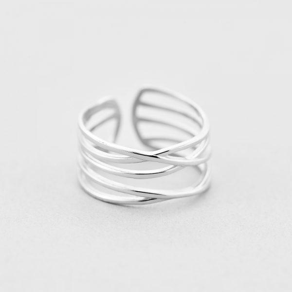 Кольцо Нежное прикосновение недорого
