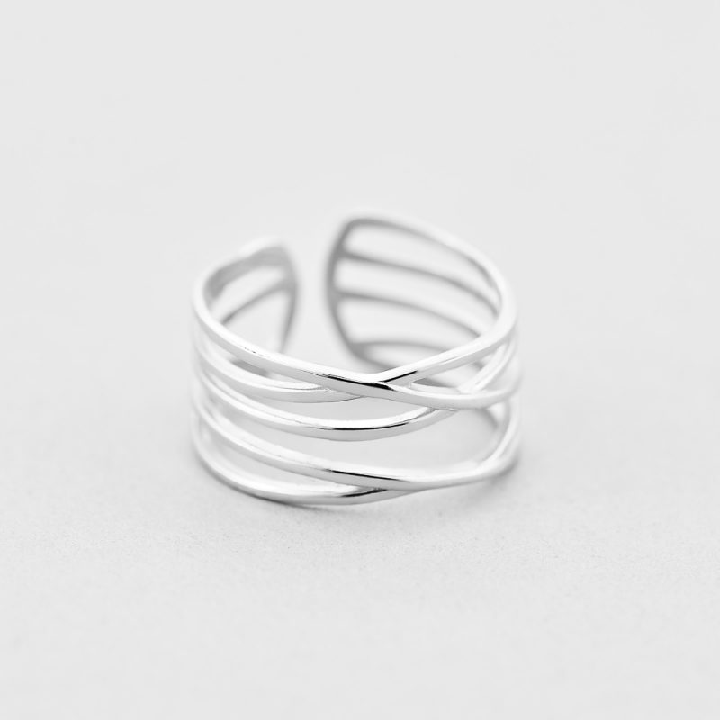 Кольцо Нежное прикосновение купить