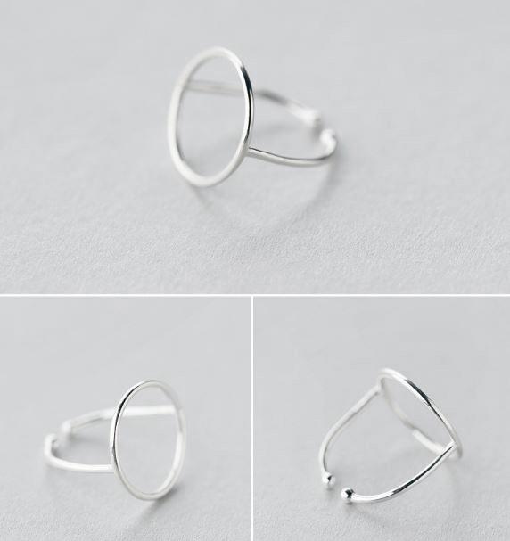 серебрянные Кольцо Роскошь фото 5
