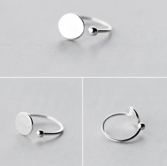 серебрянные Кольцо Спутник фото 3