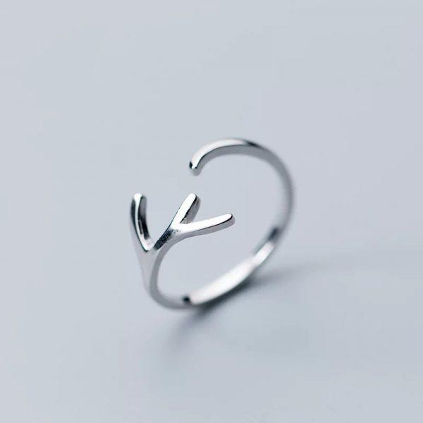 Кольцо Рожки купить