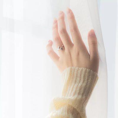 - Кольцо Рожки