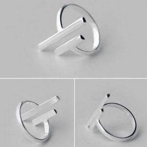 серебрянные Кольцо Пара фото 6