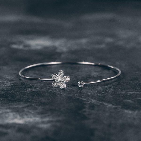 Браслет Квітка ніжності недорого