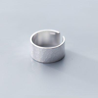 Кольцо Текстура недорого