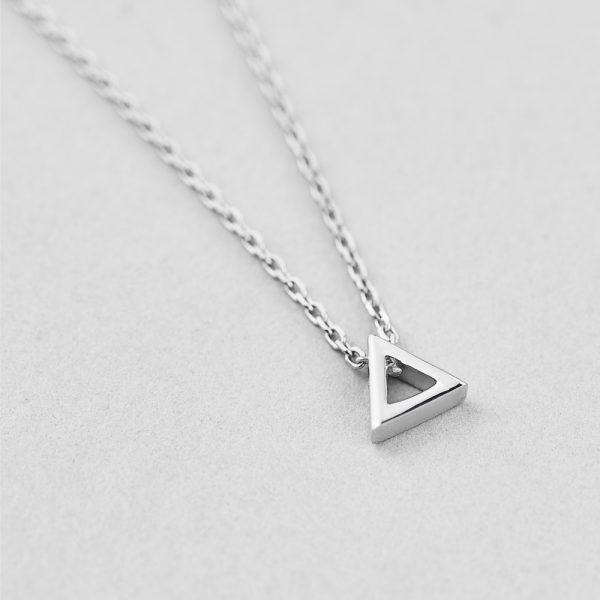 Подвески - Подвеска Изящный Треугольник