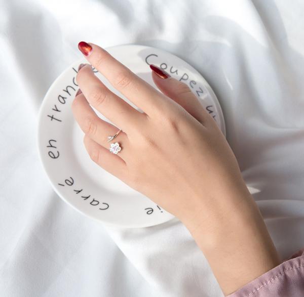 Кольцо Весеняя Романтика купить