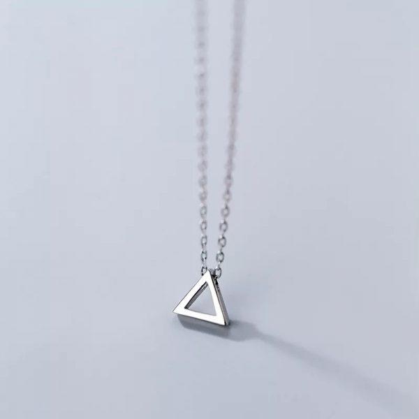 Подвеска Изящный Треугольник купить