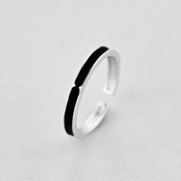 Кольца - Кольцо Черная Линия