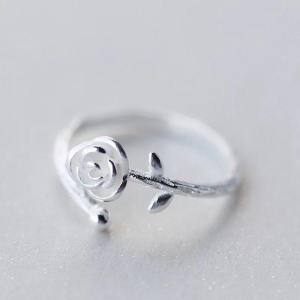 Кольцо Розочка купить