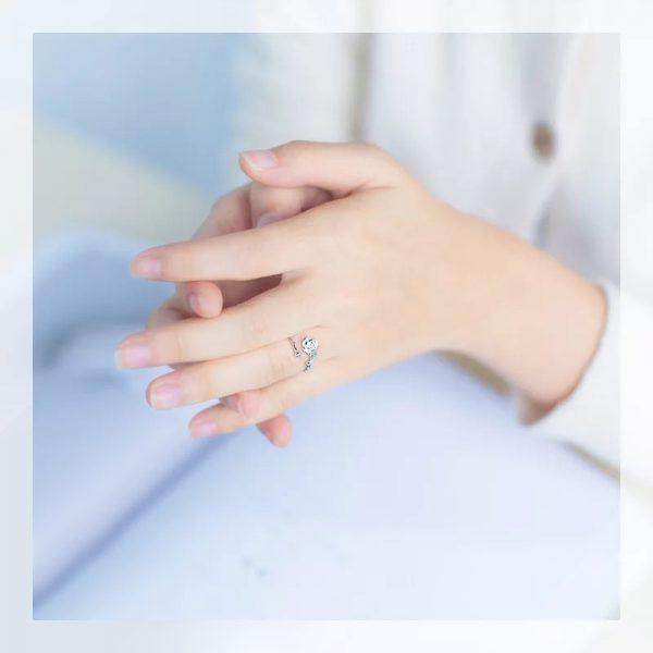 Кольцо Розочка недорого