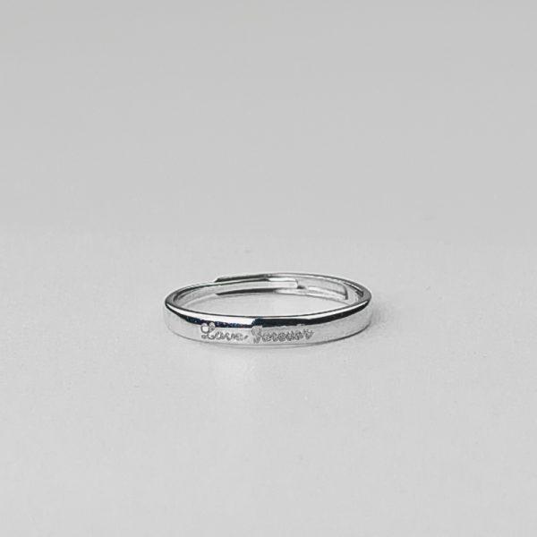 Кольцо Love купить
