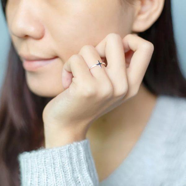 Кольца - Кольцо Прямота