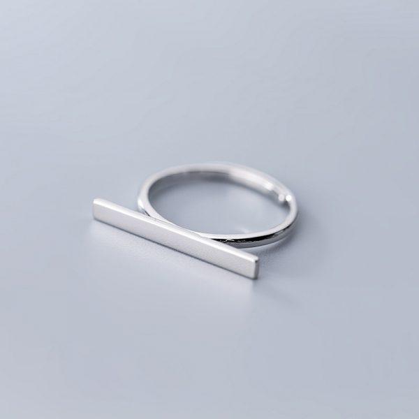 Кольца - Кольцо Прямолинейность