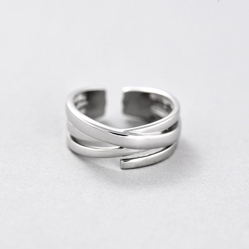 Кольцо Теплые Линии купить