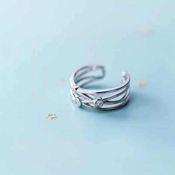 Кольцо Тринити недорого