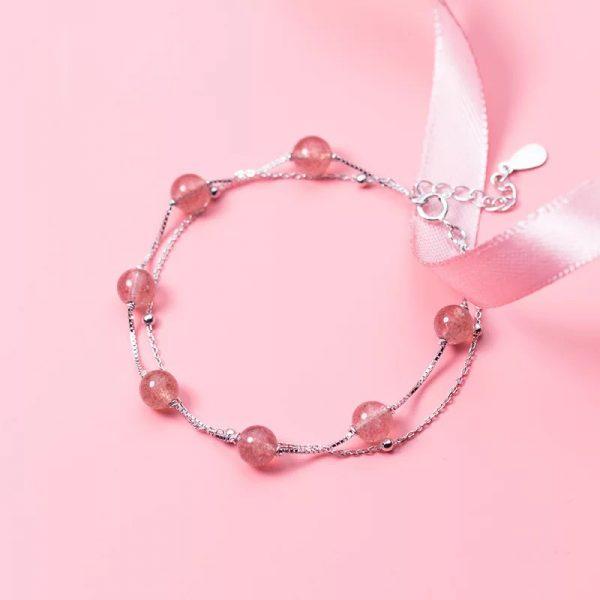 Браслет Розовая Нежность купить
