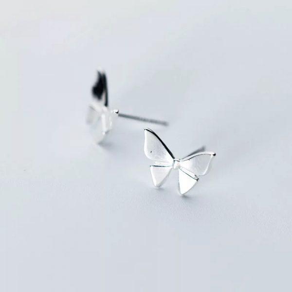 Серьги Бабочки недорого