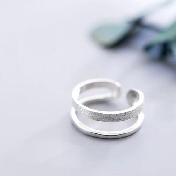 Кольцо Ровная Текстура недорого