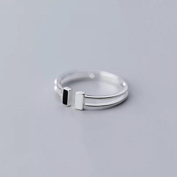 Кольцо Инь-Янь недорого