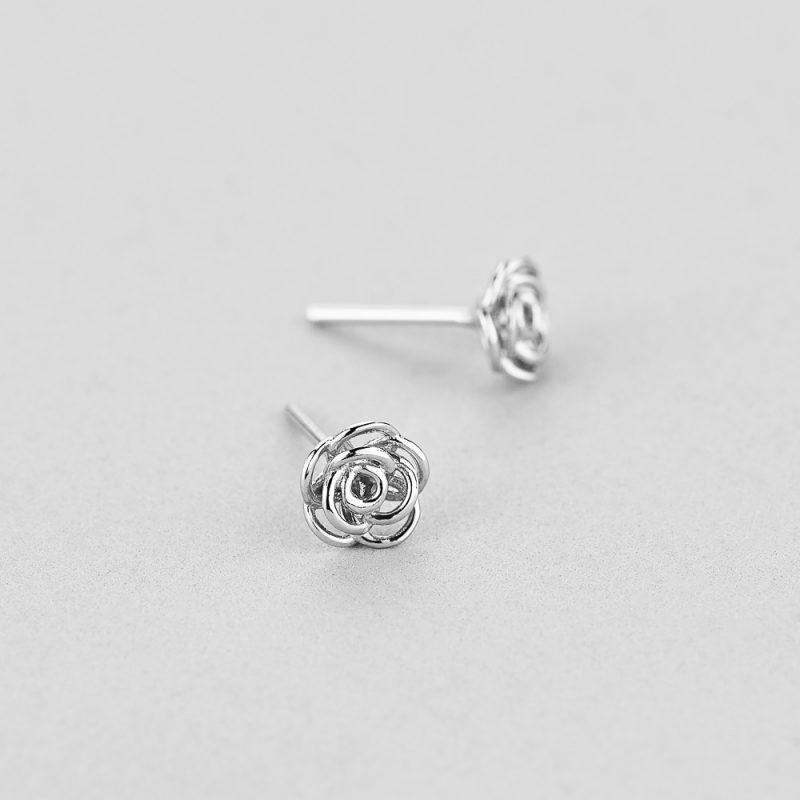 Сережки Троянда купить
