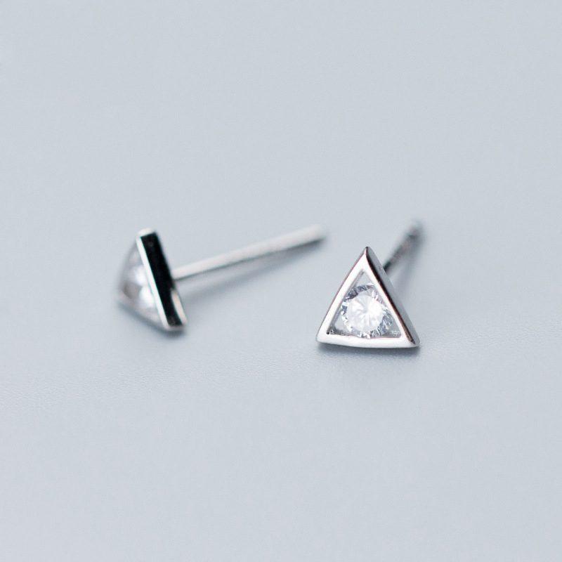 Сережки Таємничість Трикутника недорого
