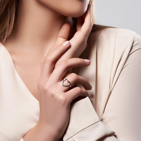 Кольца - Кольцо Романтичность