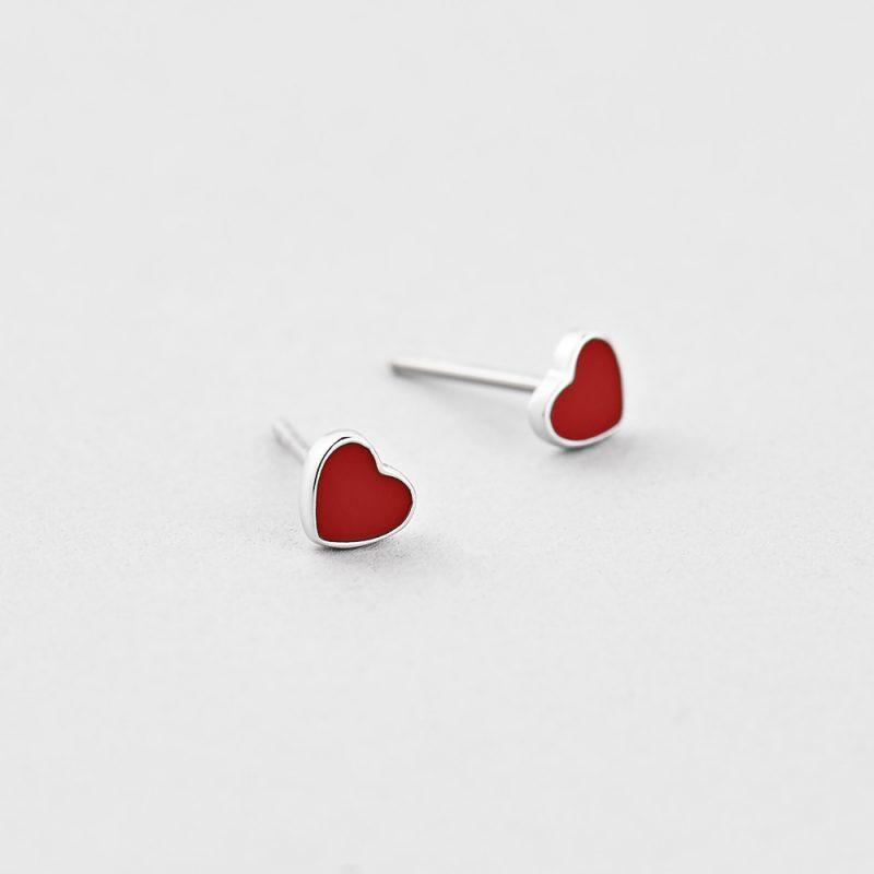 Серьги Love Is купить