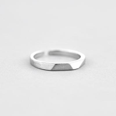 Кольцо Матовые грани недорого