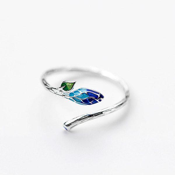 Кольцо Сказочный Цветок купить