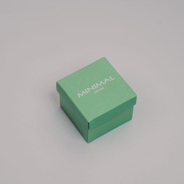 Цветная коробочка (зеленый) купить