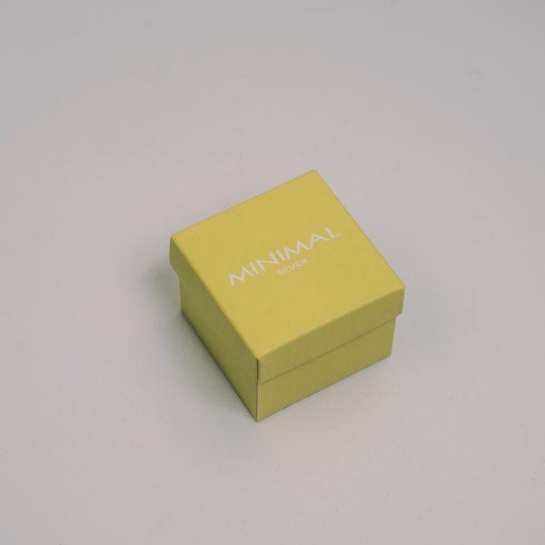 Цветная коробочка (желтый) купить