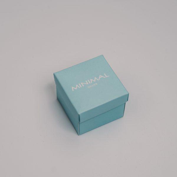 Кольорова коробочка (блакитна ) недорого