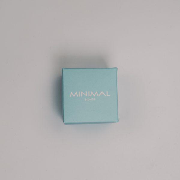 Цветная коробочка (голубой) купить