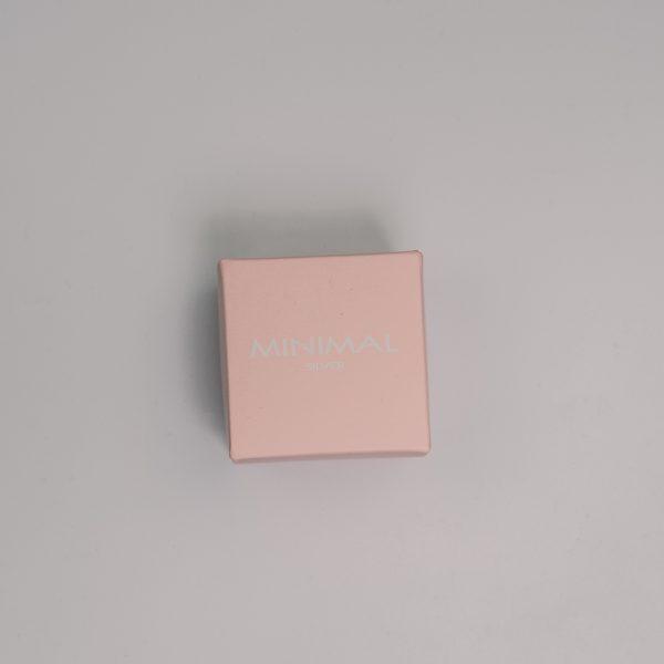 Цветная коробочка (светло-розовый) купить