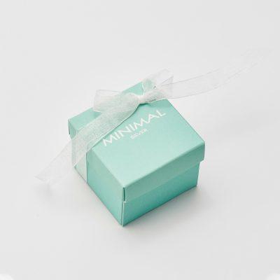 Кольорова коробочка (зелена) недорого