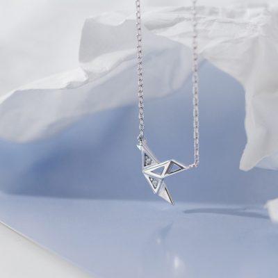 Подвеска Оригами недорого
