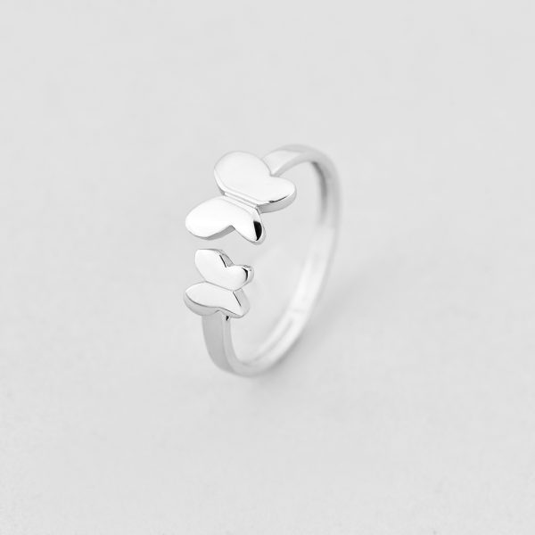 Кольца - Кольцо Бабочки