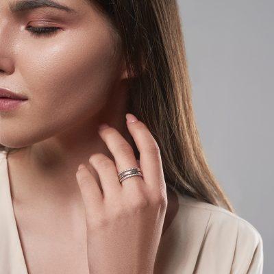 Кольца - Кольцо Многогранность