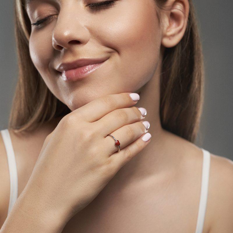 Кольцо Amour недорого