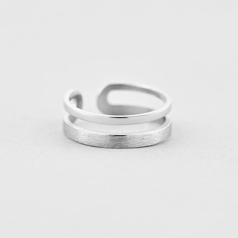 Кольцо Ровная Текстура купить