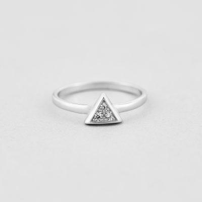 Кольца - Кольцо Сияние пирамиды